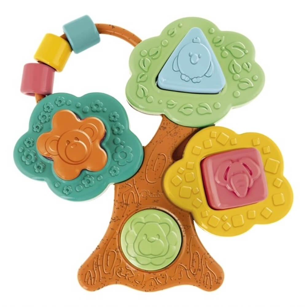 Το Δέντρο της Ζωής με Σχήματα ECO+,Chicco