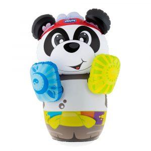 Προπονητής Πυγμαχίας Panda, Chicco