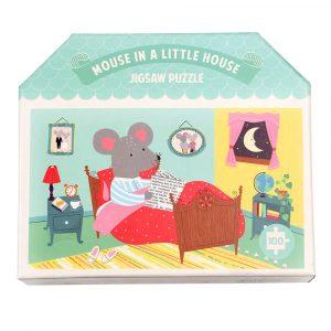 Παζλ Mouse In A House, rex london