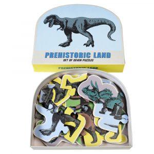 Παζλ Prehistoric Land, rex london