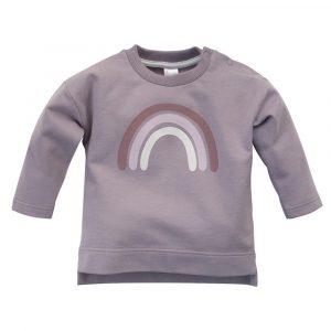 Μπλούζα φούτερ Rainbow, pinokio