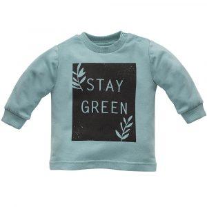 Μπλούζα Stay Green, pinokio