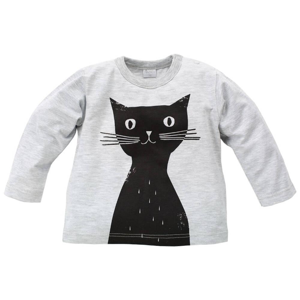 Μπλούζα Happy cat, pinokio
