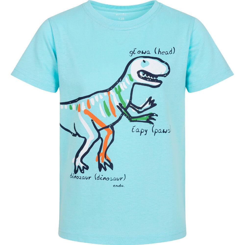 Κοντομάνικη μπλούζα Dinosaur Anatomy