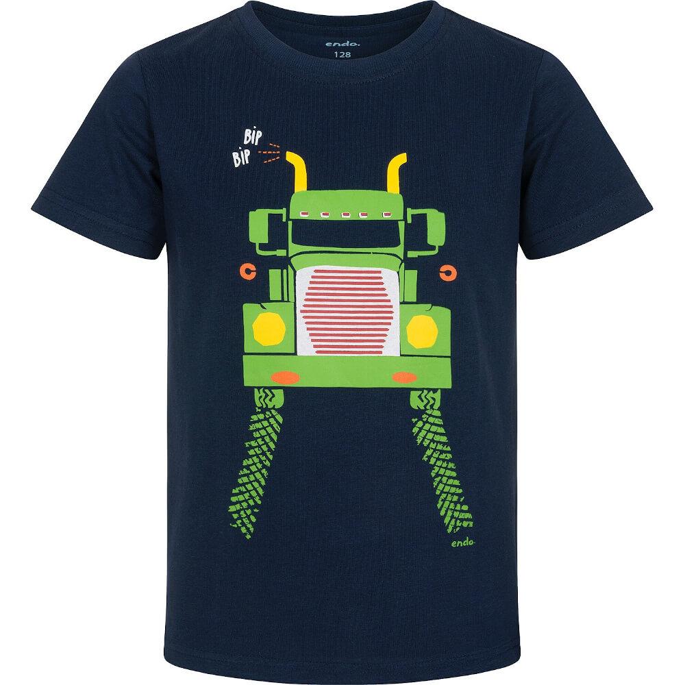 Κοντομάνικη μπλούζα Green Truck
