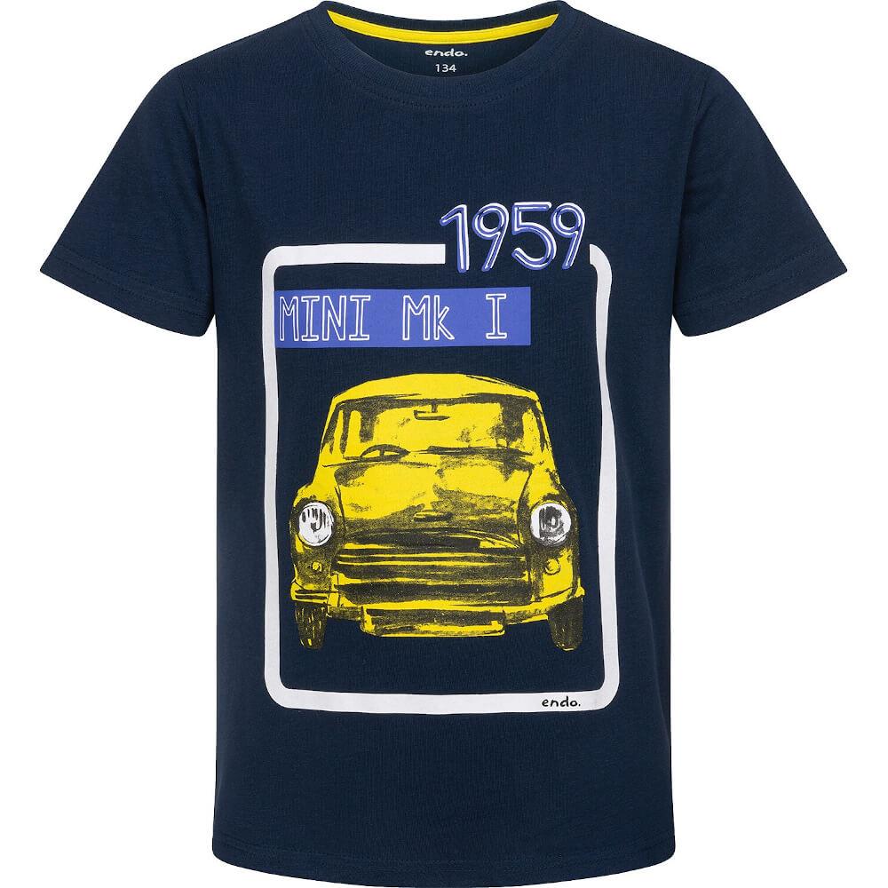 Κοντομάνικη μπλούζα Mini 1959
