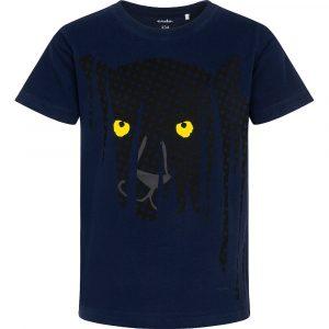 Κοντομάνικη μπλούζα black panther