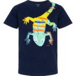 Κοντομάνικη μπλούζα Salamander