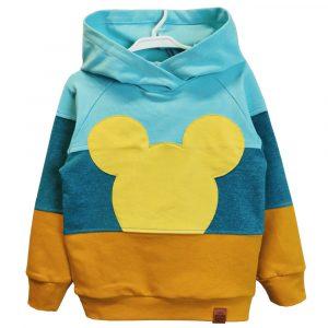 Μπλούζα Mustard Turkus Mouse, Mammamia