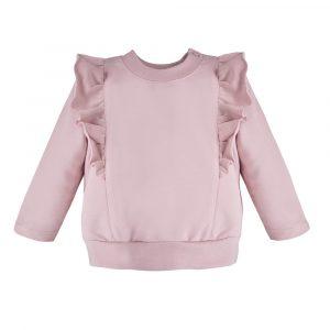 Μπλούζα φούτερ Pink Adventure