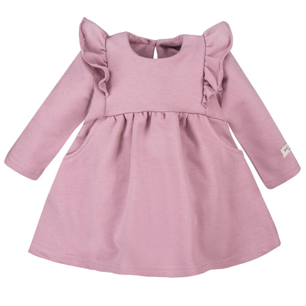 Φόρεμα Simply Comfy Pink