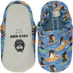 Βρεφικά παπούτσια Surfing Penguins, Poco Nido