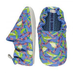 Βρεφικά παπούτσια Tree Frogs, Poco Nido